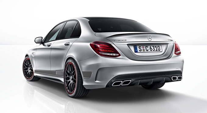 Mercedes AMG line is manufactured by Mercedes-AMG GmbH, which is a subsidiary of Mercedes-Benz