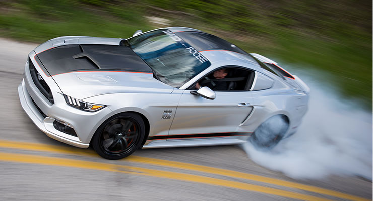 810-Horsepower Supercharged MMD by Foose 2015 Mustang GT