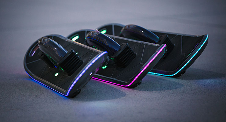 Programmable Hoverboard